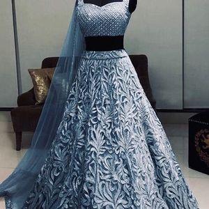 Wedding Semi-Stitched lehengas